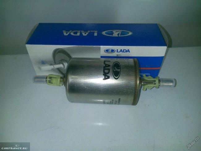 Топливный фильтр ВАЗ 2112 с упаковкой