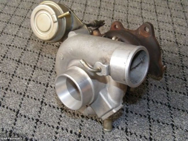 Турбина TD04L на 16-ти клапанник ВАЗ-2112