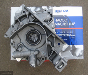 Масляный насос ВАЗ-2112