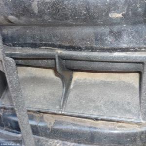 Диагностика вентиляционного отверстия в заднем бампере на ВАЗ-2112