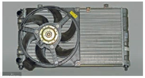 Вентилятор охлаждения Калина
