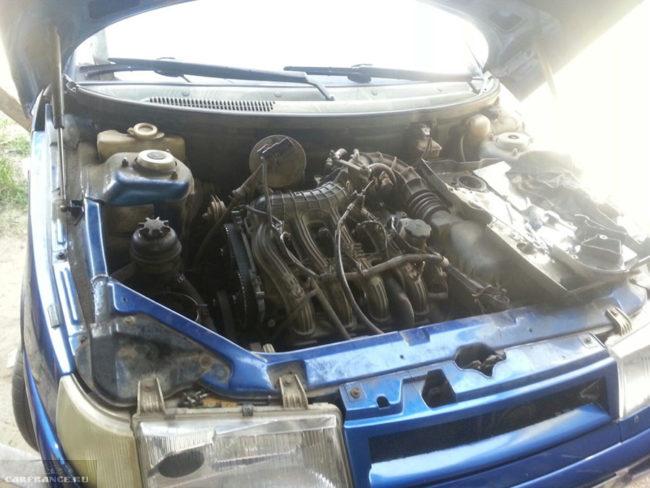 Сборка механизма ГРМ на ВАЗ-2112 обратно 124 двигатель
