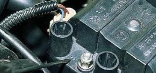 Зажигание на ВАЗ-2114
