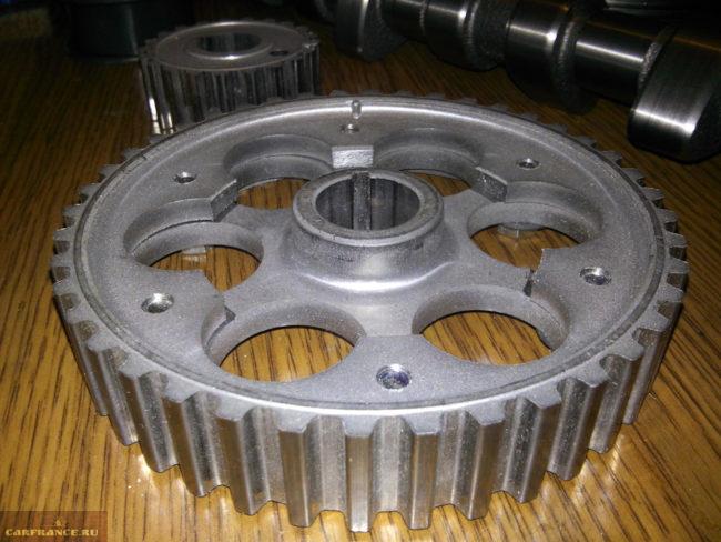 Разрезная шестерня для ВАЗ 11183