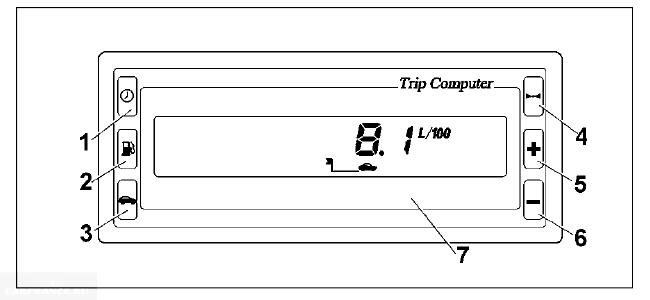 Лицевая панель БК ВАЗ 2110