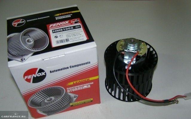 Вентилятор печки ВАЗ-2114 производства Fenox