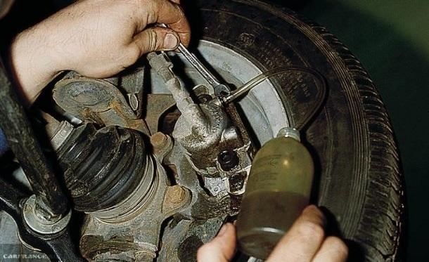 Ремонт тормозной системы ваз 2112