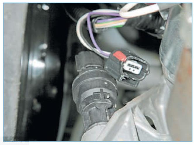 renault symbol ремонт датчика скорости движения