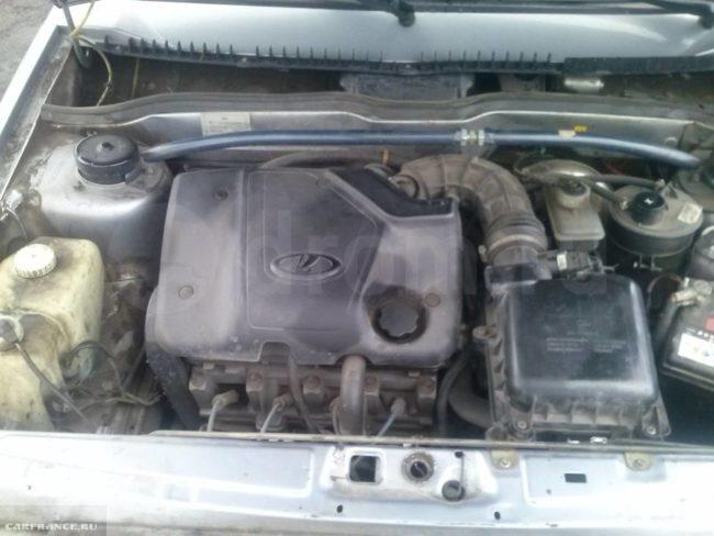 Мотор 11183 на ВАЗ 2114