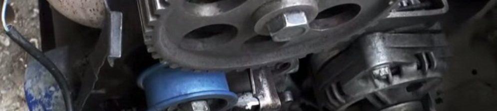 Привод ГРМ на моторе 11183 ВАЗ-2114