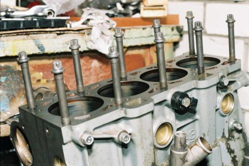 Главный силовой агрегат ВАЗ 2112