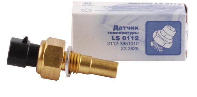 Датчик включения вентилятора ВАЗ-2112