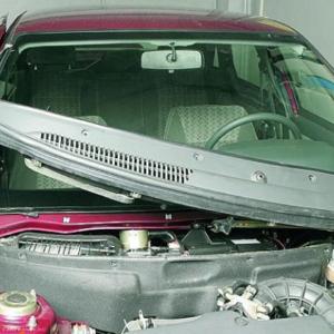 Демонтируем облицовку ВАЗ-2112