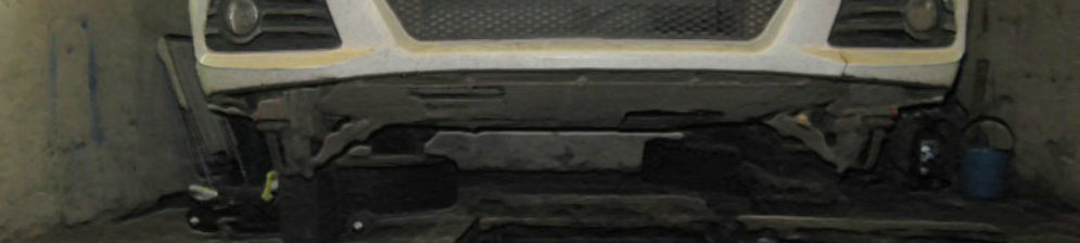 В процессе демонтажа коробки передач на ВАЗ-2112