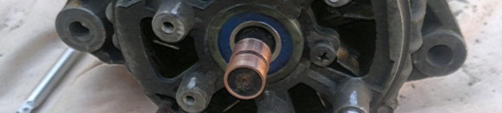 Разборка генератора на ВАЗ-2114