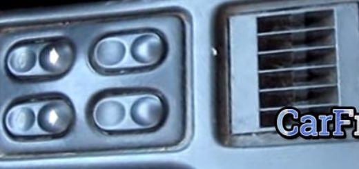 Кнопки стеклоподъёмника правый и левый на ВАЗ-2112