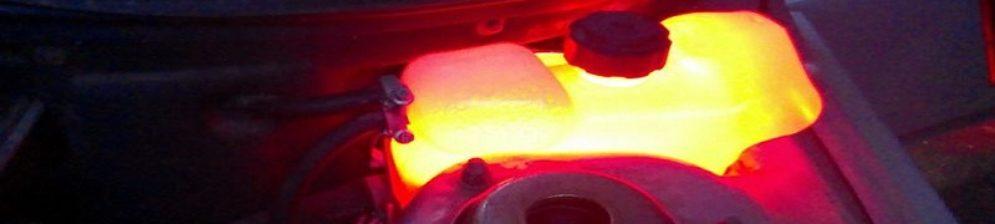 Бачок с охлаждающей жидкостью ВАЗ-2114