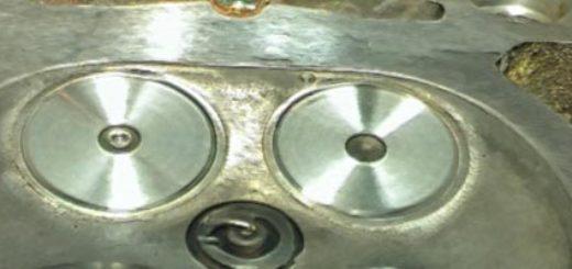 Притёртые клапана двигателя ВАЗ-2112