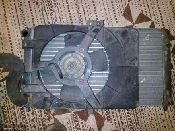 Радиатор печки ВАЗ-2112