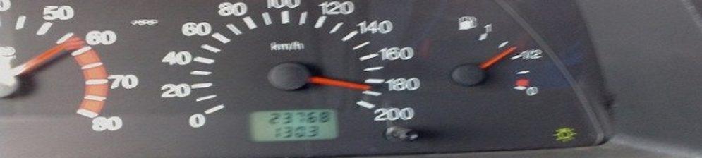 Спидометр на ВАЗ-2112 показывает скорость больше 100 км/ч