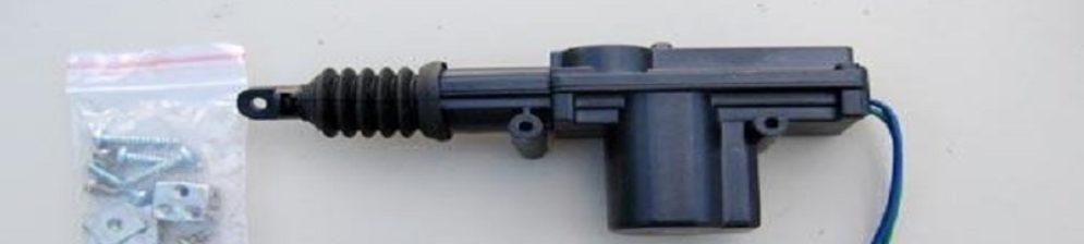 Центральный замок на ВАЗ-2112 исполняющий механизм