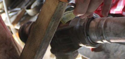 В процессе ремонта рулевой рейки на ВАЗ-2112