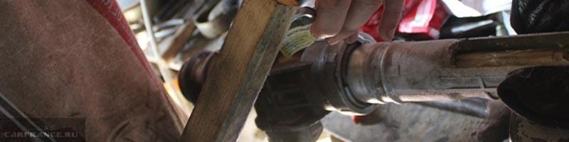 За рулем ремонт своими руками ваз 2110