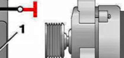 Электро схема генератора и аккумулятора на ВАЗ-2112