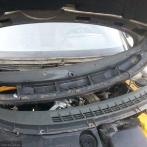 Демонтируем ЖАБО для доступа к салонному фильтру на ВАЗ-2112
