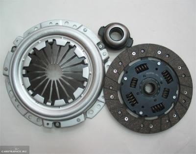 Новой комплект сцепления ВАЗ-2112