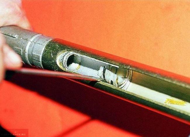 Опорная втулка рулевой рейки ВАЗ-2112