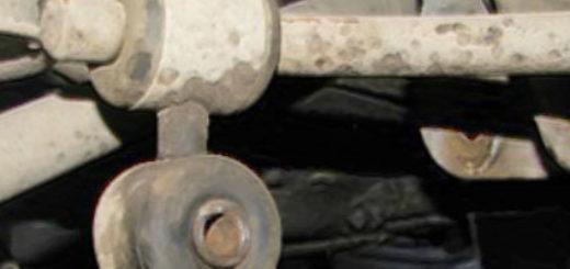 Замена стоек стабилизатора на ВАЗ-2114