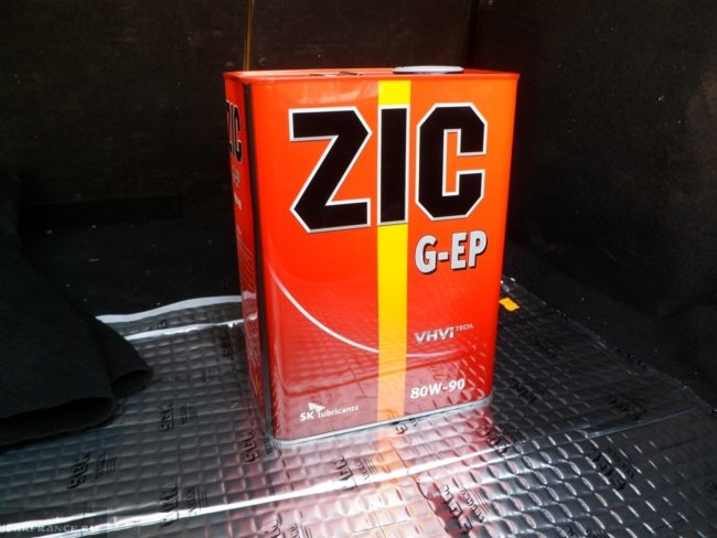 Трансмиссионное масло для ВАЗ-2112