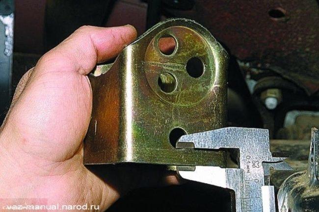 Монтаж проставки под задний амортизатор ВАЗ-2114