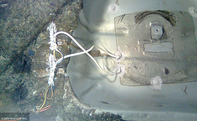 Провода ТСУ в системе электропитания ВАЗ-2114