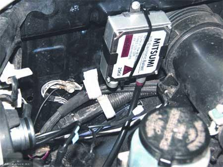 Блок розжига ксенона ПТФ ВАЗ-2114