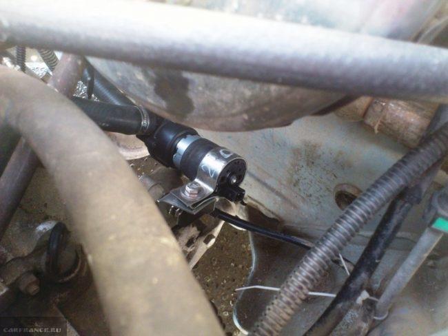 Электрическая помпа на ВАЗ 2114