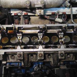 Двигатель ВАЗ-2114 без крышки без распредвала