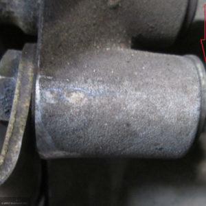 Второй болт катушки зажигания на ВАЗ-2114
