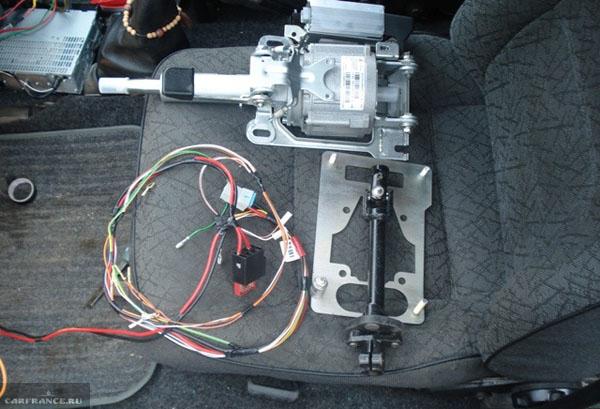 Комплект для установки электроусилителя руля на ВАЗ-2114