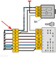 Электрооборудование инжектора ВАЗ-2114