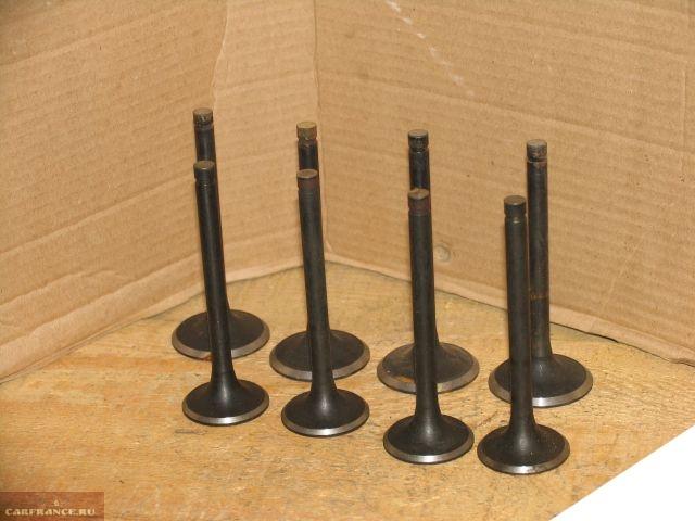 Клапана ВАЗ-2114 новые в коробке