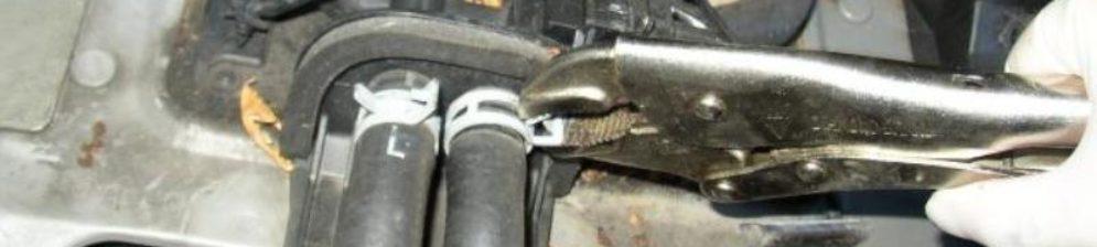 Кран отопителя на ВАЗ-2114
