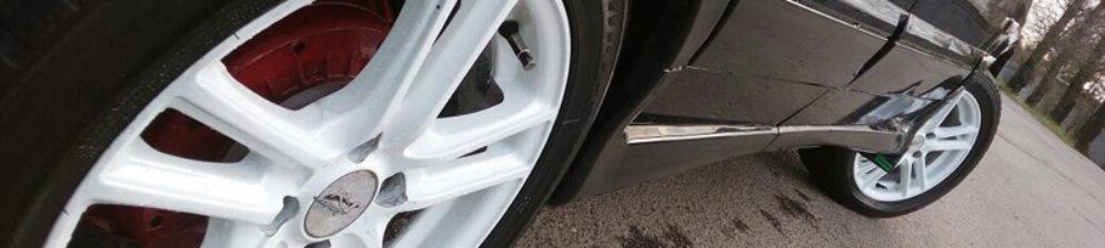 Литые диски на стандартной ступице ВАЗ-2114
