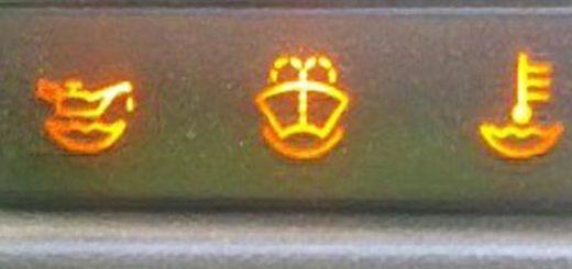 Горит датчик уровня масла на бортовом компьютере ВАЗ-2114