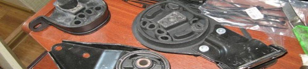 Три подушки двигателя на ВАЗ-2114