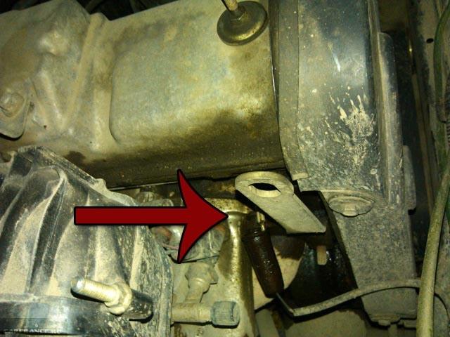 Прокладка потеряла герметичность на датчике давления масла ВАЗ-2114