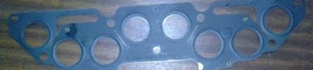Прокладка впускного коллектора двигателя ВАЗ-2114