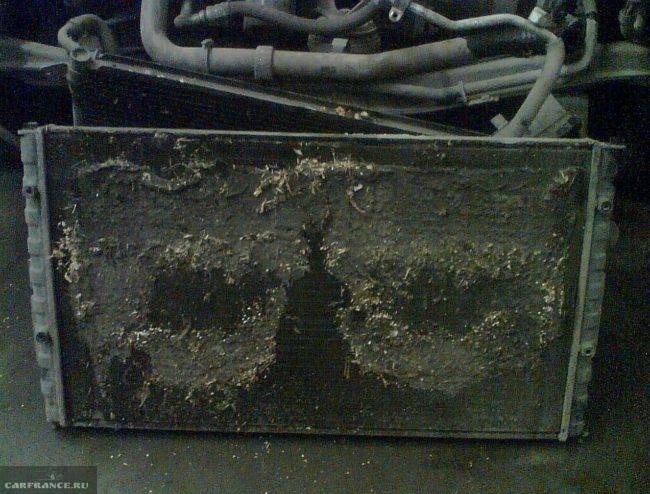 Радиатор СОД ВАЗ-2114