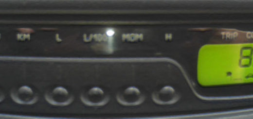 Расход топлива на бортовом компьютере ВАЗ-2114